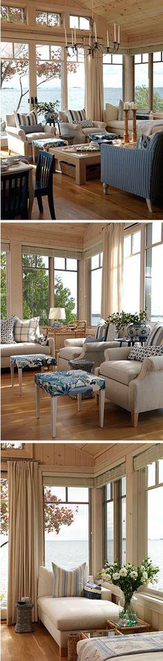 Adorable cottage (Sarah Richardson Design)