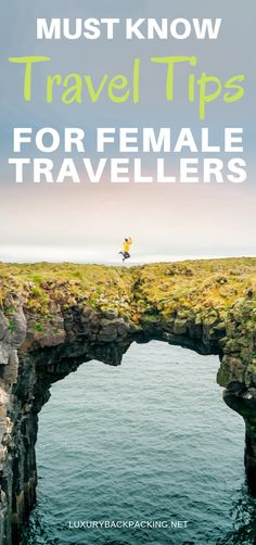 Must Know Travel Tips For Female Travellers. First time and female travellers travel tips. All you need to know before setting off as a female traveller.