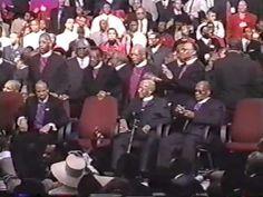 COGIC Classics-Bishop G E Patterson & The Dancing Bishops
