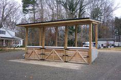 Manure Bins for composting