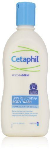 Cetaphil Restoraderm, Skin Restoring Body Wash, Formulated For Eczema, 10 Ounce by USA