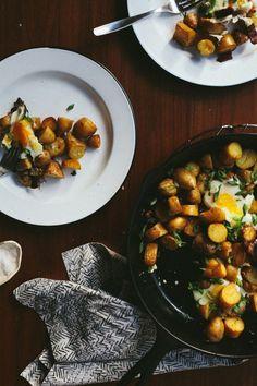 Salt and Vinegar Potato Hash   Not Without Salt   Bloglovin'