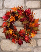 Silk Wreaths and Garlands | Seasonal Wreaths and Garlands to Last For Years to Come!
