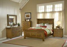 Outback Master Bedroom Set 4321-B