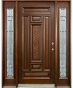 46 Inspiring Wooden Door Ideas Main Design Wood Entry Doors Front