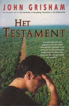 Het testament -John Grisham