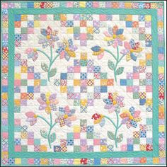 This is going in my bucket list of projects! I love 30's quilts.