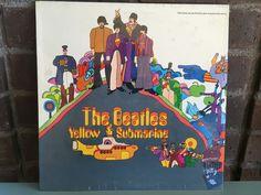 Beatles, The - Yellow Submarine - Apple Records - SW 153