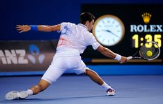 Novak Djokovic - Australian Open 2012