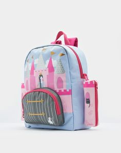 bcbd1bd9644 Joules Zippy Girls Rucksack Backpack Purse, Fashion Backpack, Girls  Rucksack, Joules Clothing,