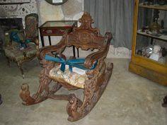 Rocking Chair 1500's