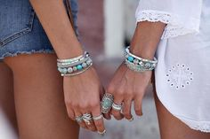 Bead it! Discover our Karma Beads collection and create your very own summer style!