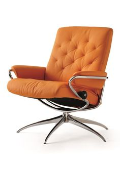 Stressless design fauteuil Stressless Metro Low Back draaistoel draaifauteuil stoelen ekornes diplomat consul ambassador