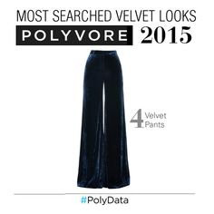 """PolyData: #4 Hottest Search, Velvet Pants"" by polyvore ❤ liked on Polyvore featuring Emilio Pucci and polydata"