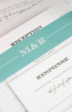 lovely + vintage inspired // shine wedding invitations