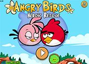 angry birds juegos heroic rescue