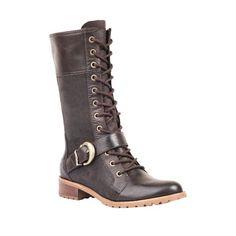 Women's Timberland Earthkeepers Bethel Buckle Mid Lace Zip Boot Dark Brown 20674   eBay $169.99