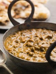 Zuppa thai con manzo e curry
