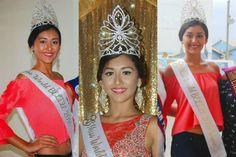 Iris Salguero crowned as Miss World Belize 2016