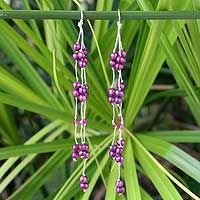 Purple Princess from @NOVICA, They help #artisans succeed worldwide.
