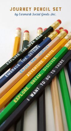 Awesome pencil pack!