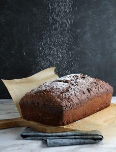 Dark Chocolate Ricotta Cake Recipe on www.inthiskitchen.com