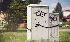 Street Art: Misery L