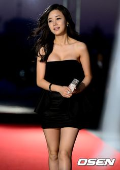 Yoon Jin Yi at Awards Ceremonies
