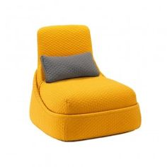 Patricia Urquiola :: Hosu Convertible Lounge Chair.   2013 iF Design Award and the 2013 Red Dot Design Award for Product Design.