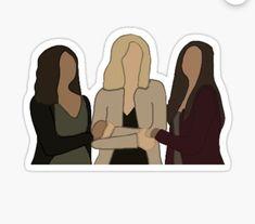 The Vampires Diaries, Vampire Diaries Guys, Vampire Diaries The Originals, Cute Laptop Stickers, Anime Stickers, Peaky Blinders Merchandise, Vampire Drawings, Diary App, Sticker App