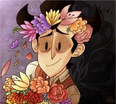 wilson don't starve the ground is makeing plant babies - Google Search