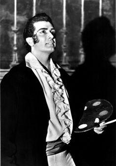 Franco Corelli in Tosca