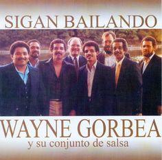 4- Sigan Bailando-WAYNE GO RECORDS, WGLP-3665  (1986).