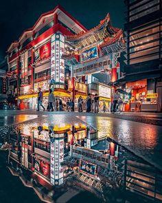 "KANAGAWA Photo Club on Instagram: "". 🏆 @hamashow_1023 🏆 ..........⬆️........... チェックしてみて👍 . Location . 神奈川県の写真スポットを紹介するアカウントです。 . 素晴らしい景色の写真に タグ ▶️ #Kanagawaphotoclub…"" Yokohama, Times Square, Japan, Explore, Travel, Instagram, Viajes, Japanese Dishes, Exploring"