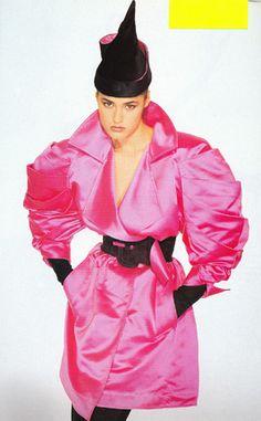 Claude Montana coat