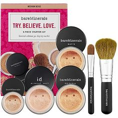 Bare Escentuals Try Believe Love Kit Medium Dark ** Find out more about the great product at the image link.