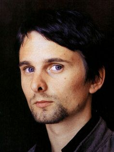 Matthew Bellamy. How many times do I have to say he is so cute ❤️