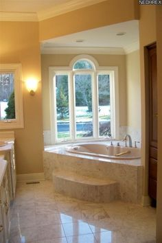 Beautiful #bathroom in this Diamond Shores Waterfront Gated Community