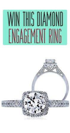 Engagement Rings 2017  Free Diamond Engagement Ring Giveaway!