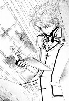 Hanabusa, Vampire Knight ♥