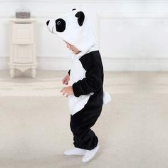 Ensemble pyjama pour enfants bébé, une chouette combinaison pour l'hiver en forme d'animal, de cosmonautes pour votre nouveau-né;transformez votre bébé en un petit animal tout doux le temps d'une nuit grâce à ce pyjama. En plus d'être mignon à croquer, votre enfant se sentira enveloppé dans son pyjama en coton.L'achat idéal pour les futurs ou nouveau papa et maman.Ce pyjama rendra votre enfant tellement mignon. Pyjamas, Parachute Pants, Panda, Harem Pants, Normcore, Sweatpants, Animal, Style, Fashion