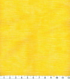 Keepsake Calico Fabric Small Stripe Bright Yellow, , hi-res