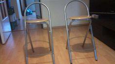 Sprzedam tanio krzesła kuchenne i stolik Płock • OLX.pl