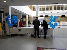 """""""Research Day event at Waterford Institute of Technology in Waterford city. All the  used in decoration are printed and delivered by Celebrate It."""