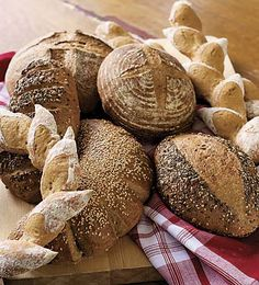 Artisan Bread in Five blog ~ Healthy Bread in Five Minutes a Day Master Recipe