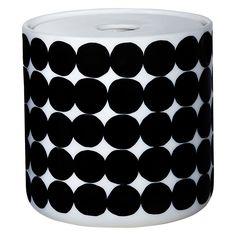 Buy Marimekko Siirtolapuutarha Storage Jar | John Lewis