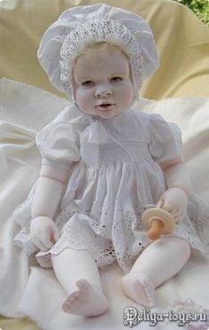 Teresa Churcher и её текстильные куклы. Felt Dolls, Baby Dolls, Soft Sculpture, Puppets, Sculpting, Doll Clothes, Polymer Clay, Dolls, Fabric