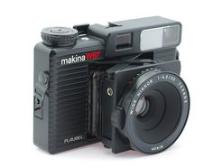 One of the coolest cameras I've ever shot with in terms of styling. But styling is meaningless. This camera is EXPENSIVE and fragile. I'd actually rather photograph with a Mamiya 7.