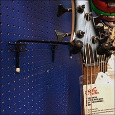 This Heavy-Duty All-Wire Electric Guitar Hook is of intricate and specialized design. A Multi-Lug Cross-Braced Backplate spreads the load across. Hooks, Electric, Guitar, Retail, Wire, Wall Hooks, Guitars, Sleeve, Crocheting