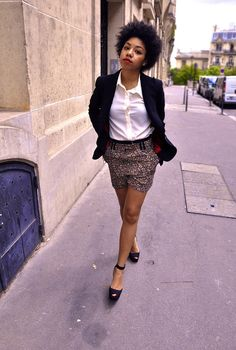 Love outfits with blazers